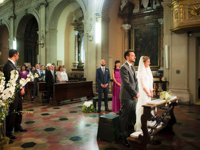 Il matrimonio di Pietro e Lisa a Pieveottoville, Parma 8