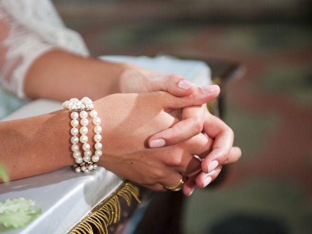 Il matrimonio di Pietro e Lisa a Pieveottoville, Parma 12