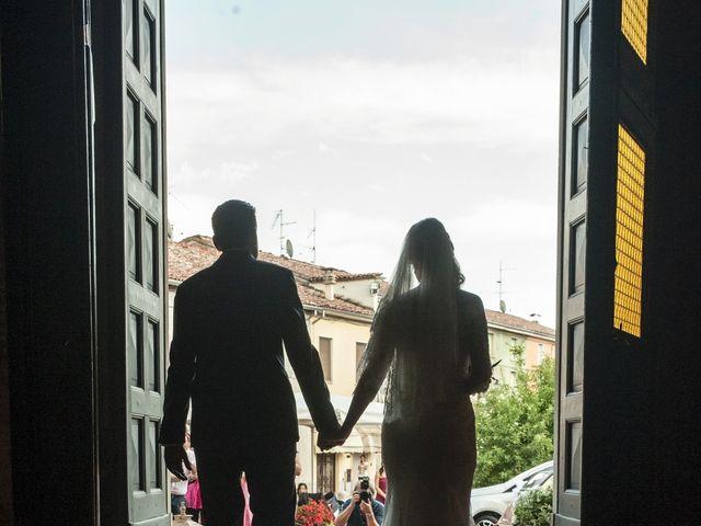 Il matrimonio di Pietro e Lisa a Pieveottoville, Parma 16