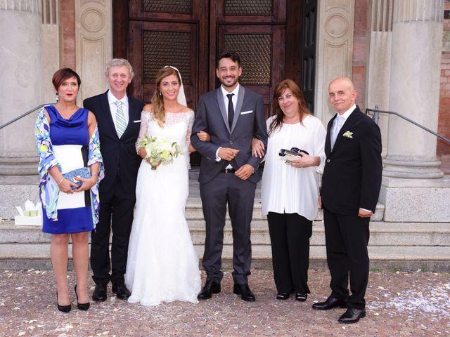 Il matrimonio di Pietro e Lisa a Pieveottoville, Parma 17