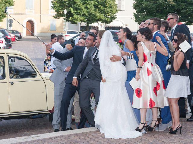 Il matrimonio di Pietro e Lisa a Pieveottoville, Parma 18