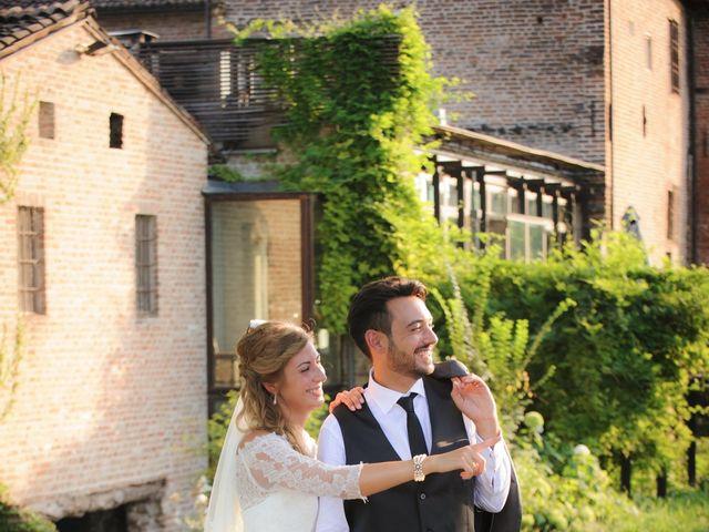 Il matrimonio di Pietro e Lisa a Pieveottoville, Parma 22