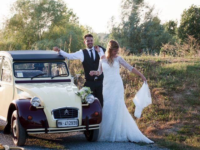 Il matrimonio di Pietro e Lisa a Pieveottoville, Parma 27