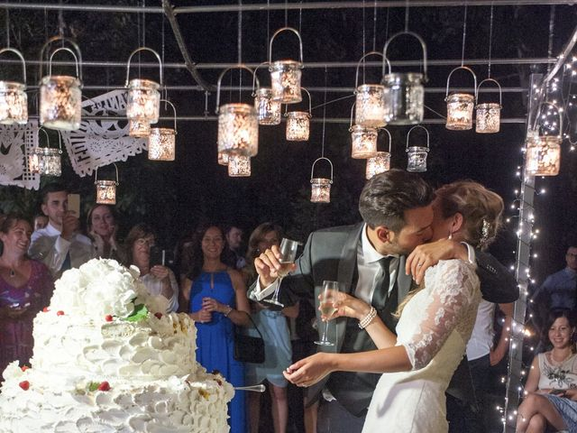 Il matrimonio di Pietro e Lisa a Pieveottoville, Parma 31