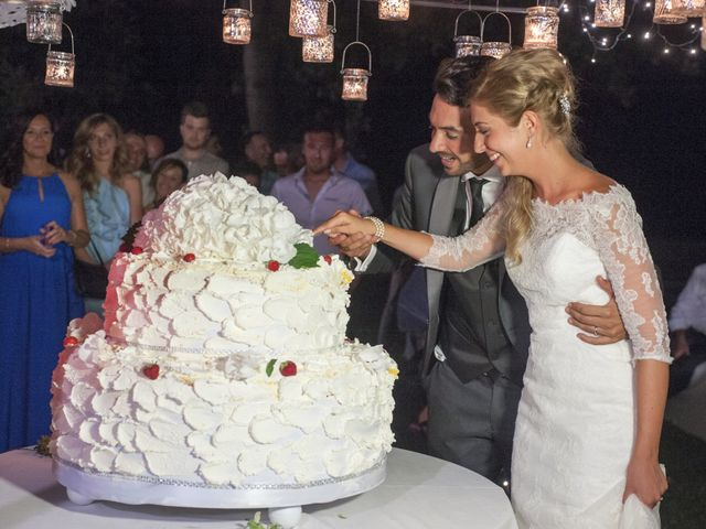 Il matrimonio di Pietro e Lisa a Pieveottoville, Parma 30