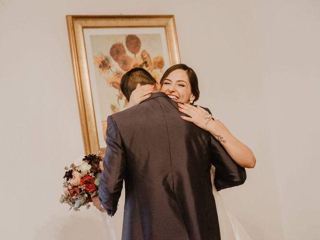 Il matrimonio di Francesco e Caterina  a Orgosolo, Nuoro 11