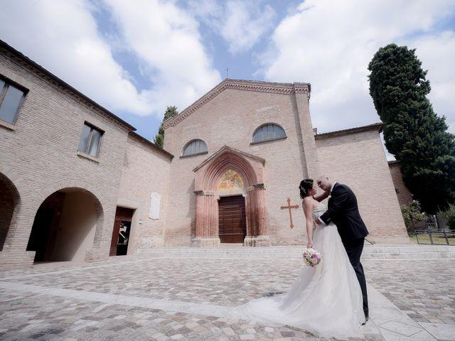 Il matrimonio di Angelo e Silvana  a Rimini, Rimini 16