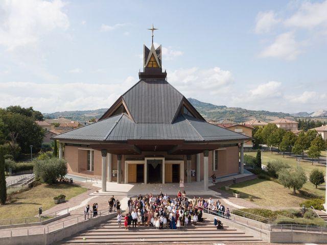 Il matrimonio di Angelo e Silvana  a Rimini, Rimini 18
