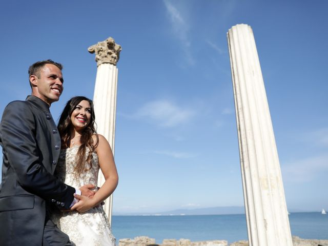 le nozze di Sara e Gionata