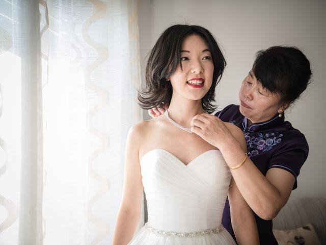Il matrimonio di Mario e Jing a Verona, Verona 9