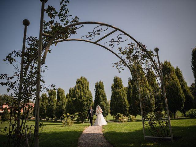 Il matrimonio di Mario e Jing a Verona, Verona 17
