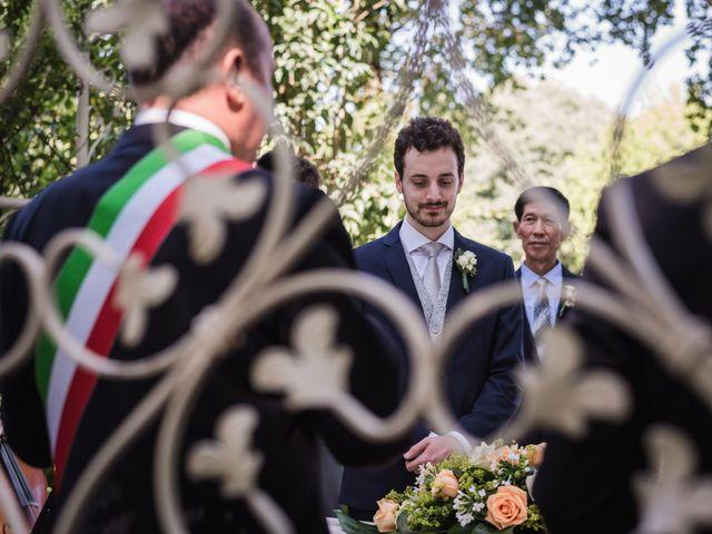 Il matrimonio di Mario e Jing a Verona, Verona 20