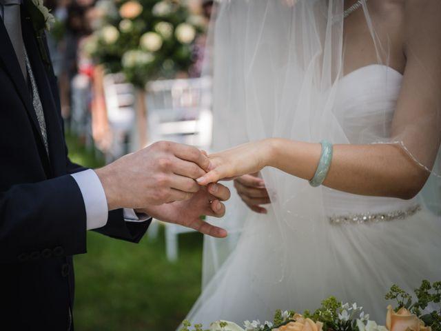 Il matrimonio di Mario e Jing a Verona, Verona 21