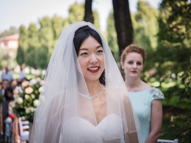 Il matrimonio di Mario e Jing a Verona, Verona 22
