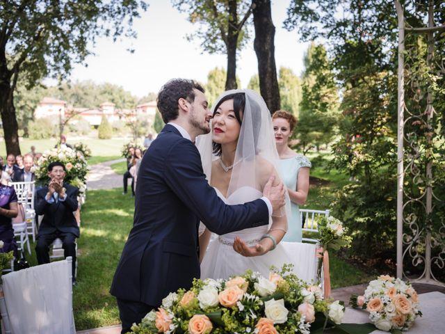 Il matrimonio di Mario e Jing a Verona, Verona 23