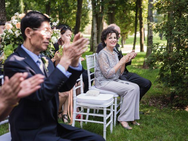 Il matrimonio di Mario e Jing a Verona, Verona 26
