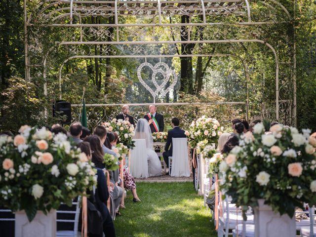 Il matrimonio di Mario e Jing a Verona, Verona 27