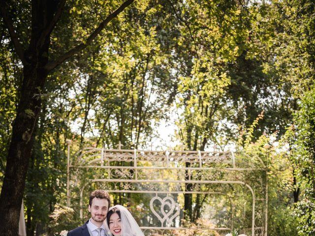 Il matrimonio di Mario e Jing a Verona, Verona 30