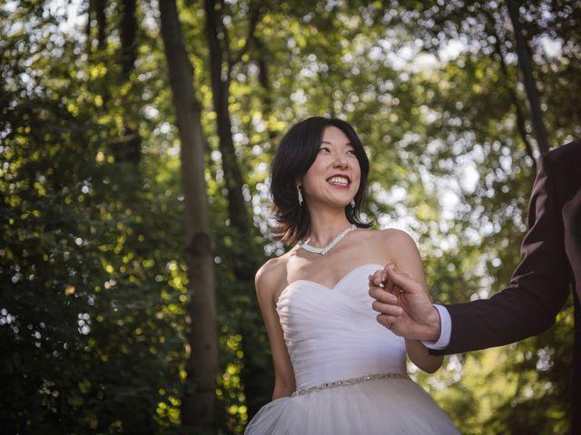Il matrimonio di Mario e Jing a Verona, Verona 35
