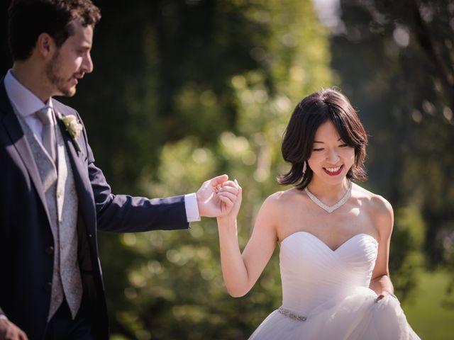 Il matrimonio di Mario e Jing a Verona, Verona 36