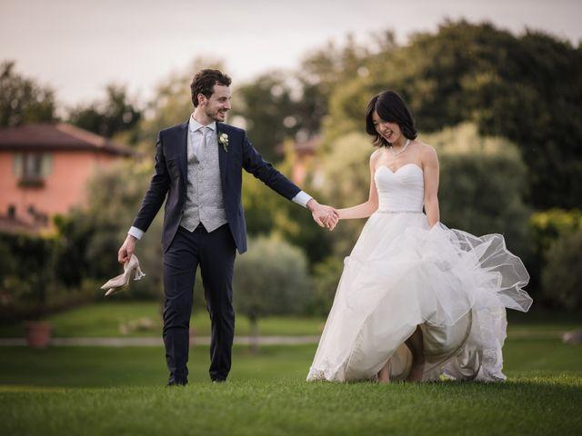 Il matrimonio di Mario e Jing a Verona, Verona 40