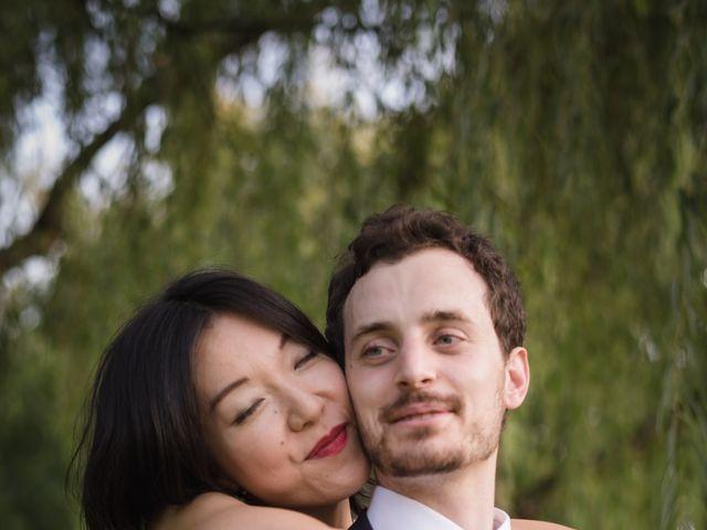 Il matrimonio di Mario e Jing a Verona, Verona 43