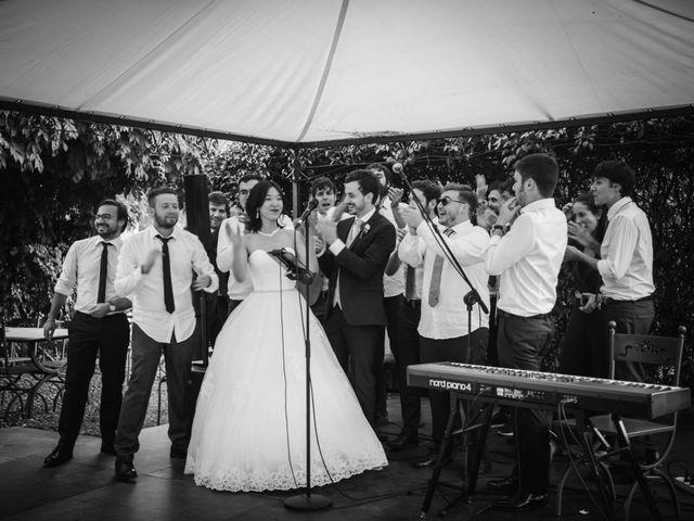 Il matrimonio di Mario e Jing a Verona, Verona 54