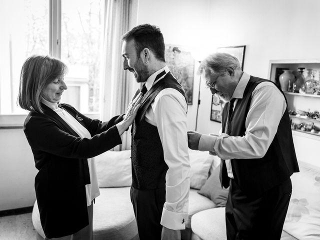 Il matrimonio di Federico e Claudia a Formigine, Modena 19