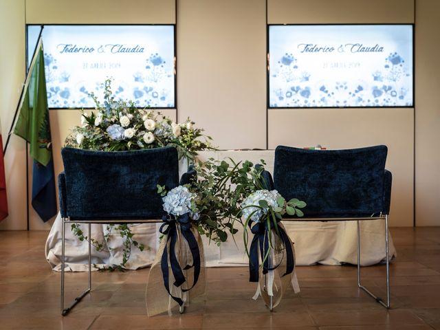 Il matrimonio di Federico e Claudia a Formigine, Modena 26