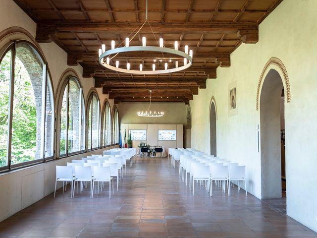 Il matrimonio di Federico e Claudia a Formigine, Modena 27