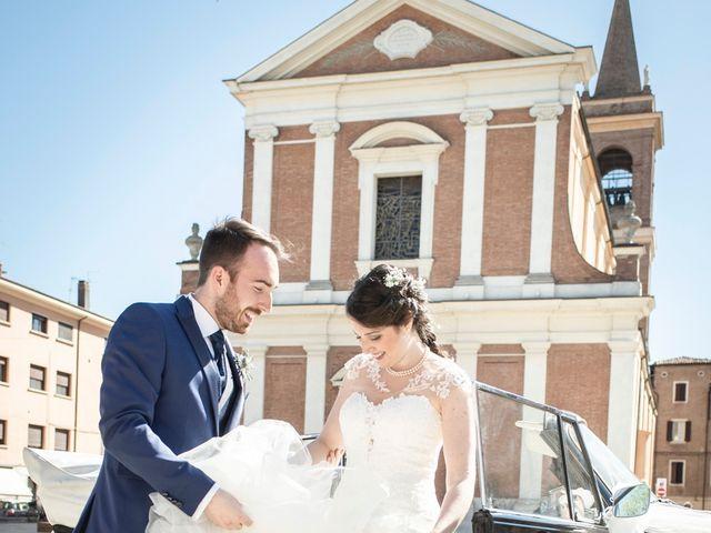 Il matrimonio di Federico e Claudia a Formigine, Modena 28