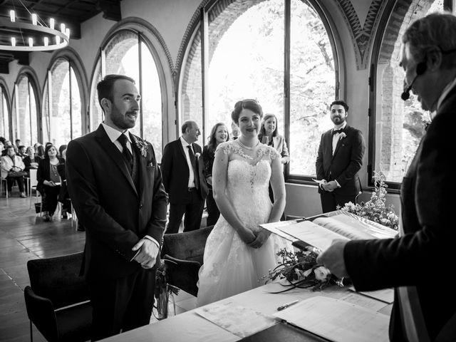 Il matrimonio di Federico e Claudia a Formigine, Modena 30