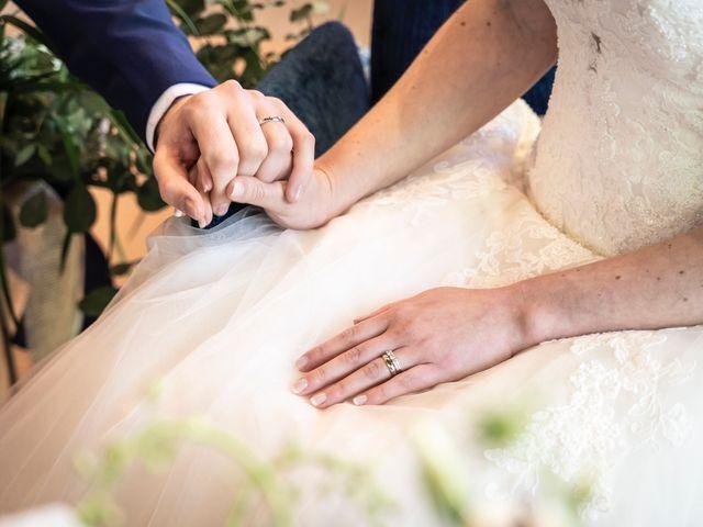 Il matrimonio di Federico e Claudia a Formigine, Modena 32