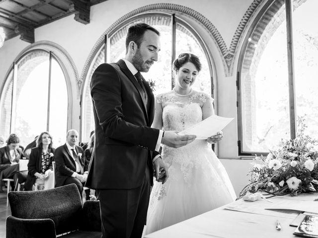 Il matrimonio di Federico e Claudia a Formigine, Modena 33