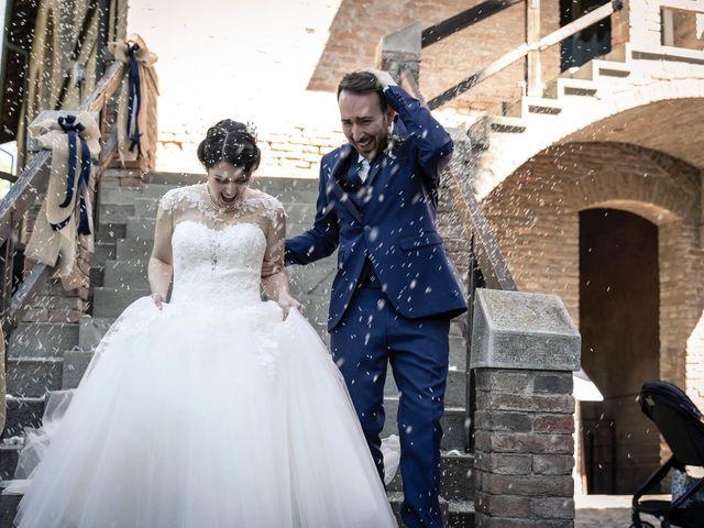 Il matrimonio di Federico e Claudia a Formigine, Modena 36