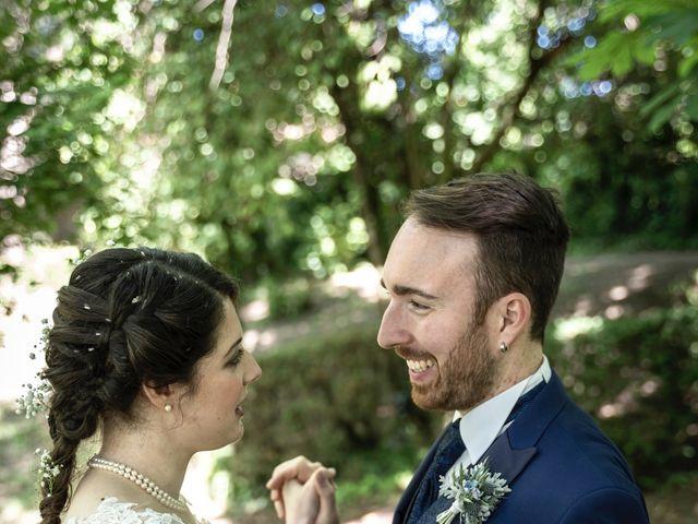 Il matrimonio di Federico e Claudia a Formigine, Modena 39