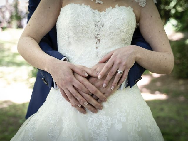 Il matrimonio di Federico e Claudia a Formigine, Modena 40