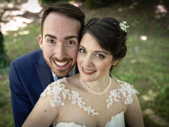 Il matrimonio di Federico e Claudia a Formigine, Modena 41
