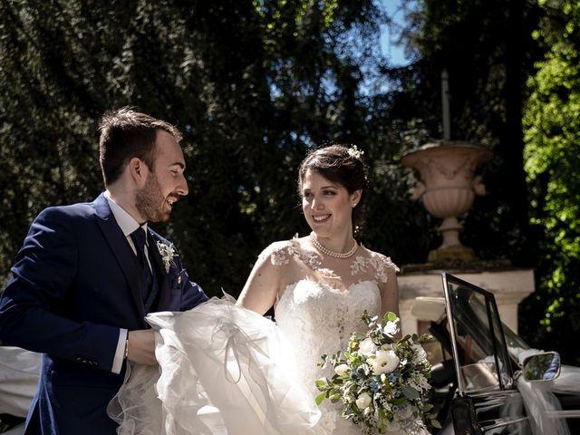 Il matrimonio di Federico e Claudia a Formigine, Modena 43
