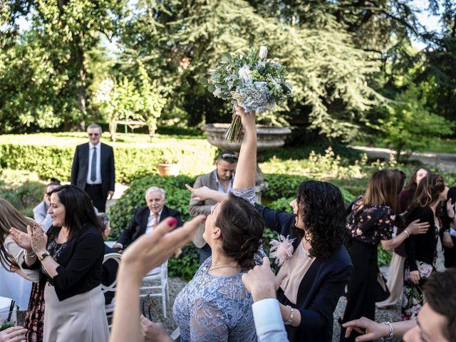 Il matrimonio di Federico e Claudia a Formigine, Modena 61