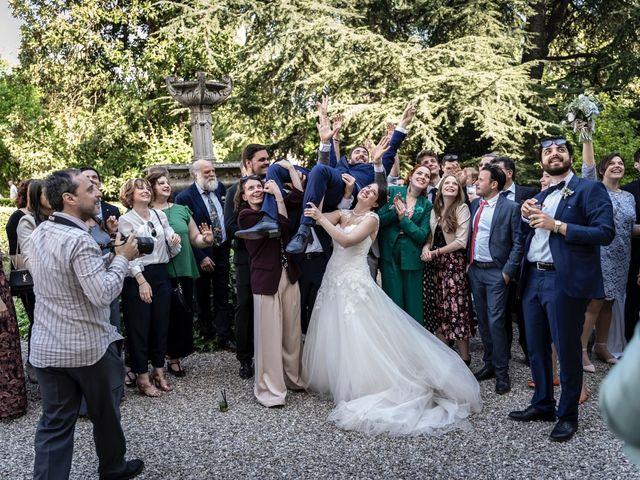 Il matrimonio di Federico e Claudia a Formigine, Modena 62