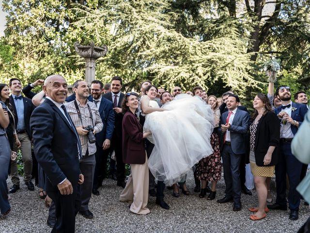 Il matrimonio di Federico e Claudia a Formigine, Modena 63