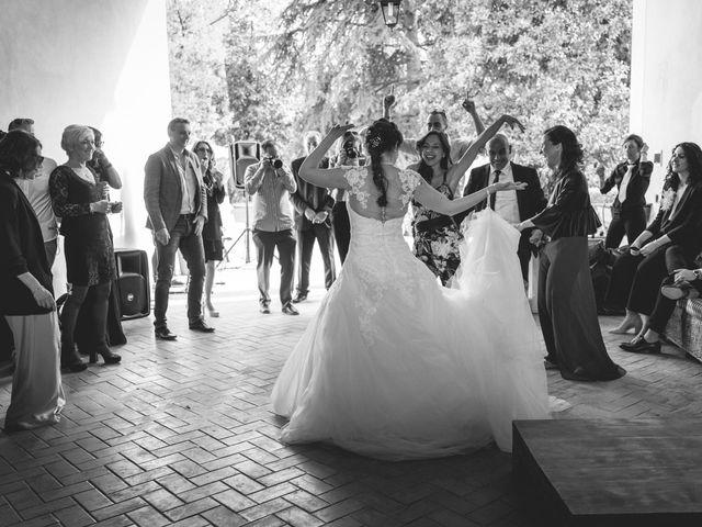 Il matrimonio di Federico e Claudia a Formigine, Modena 70