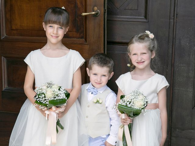 Il matrimonio di Davide e Nadia a Carbonate, Como 23