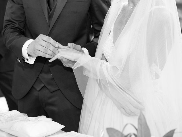 Il matrimonio di Davide e Nadia a Carbonate, Como 26