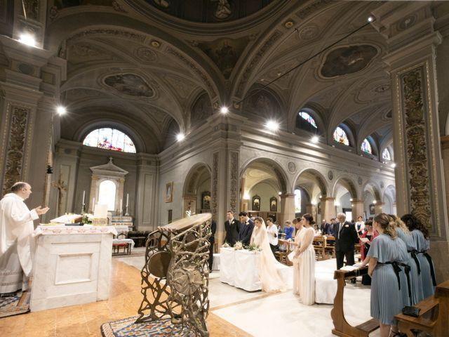 Il matrimonio di Davide e Nadia a Carbonate, Como 29