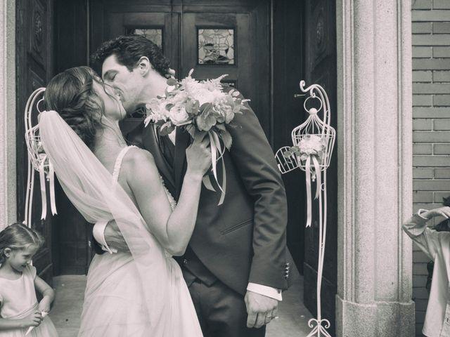 Il matrimonio di Davide e Nadia a Carbonate, Como 35