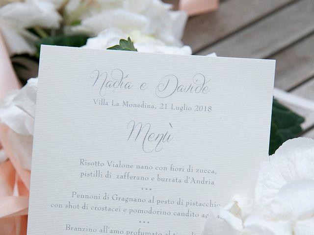 Il matrimonio di Davide e Nadia a Carbonate, Como 43