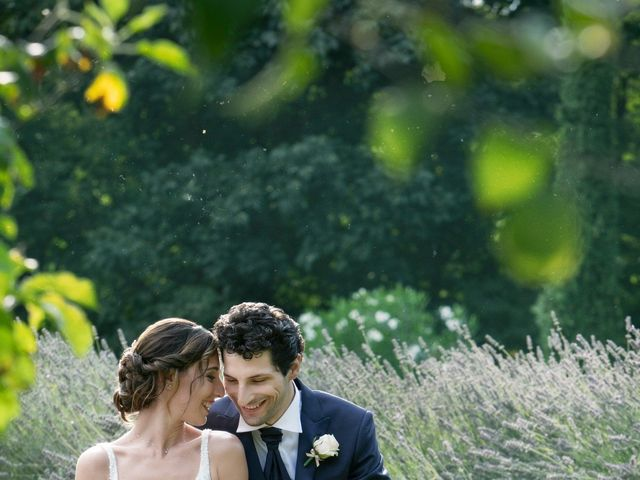 Il matrimonio di Davide e Nadia a Carbonate, Como 58