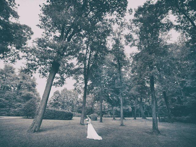 Il matrimonio di Davide e Nadia a Carbonate, Como 63